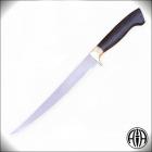 Нож филейный из кованой нержавеющей стали 95Х18