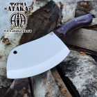 Нож Тяпка из кованой стали Х12МФ
