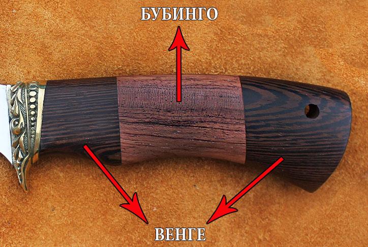 материал рукояток